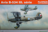 EDK8191 1/48 Avia B-534 III serie (Reedition)